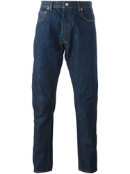 Levi's Vintage Clothing '1966 Customized 501' Jeans Blue