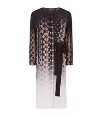 Allsaints Caso Polka Dress Female Black