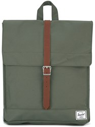 Herschel Supply Co. Single Strap Square Backpack Green