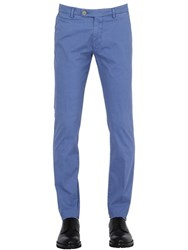 Berwich 17Cm Stretch Gabardine Chino Pants