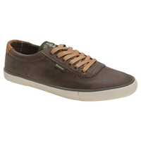 Barbour Valiant Trainers Dark Brown