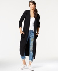 Rachel Rachel Roy Long Pocket Cardigan