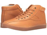Tretorn Nylite Hi 6 Natural Natural Natural Men's Lace Up Casual Shoes Tan