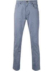 Paige 'Federal' Trousers Blue