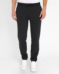 Lacoste Black Sports Joggers
