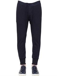 Emporio Armani Stretch Cotton And Modal Jogging Pants