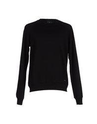 Blk Dnm Topwear Sweatshirts Men Black
