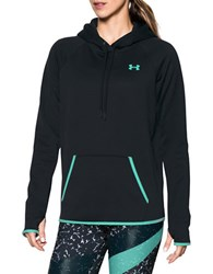 Under Armour Lightweight Textured Hoodie Black
