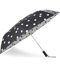 Kate Spade Polka Dot Travel Umbrella