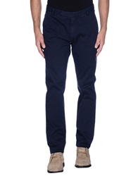 Original Vintage Style Casual Pants Dark Blue