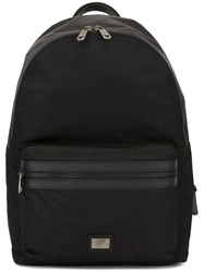 Dolce And Gabbana 'Volcano' Backpack Black