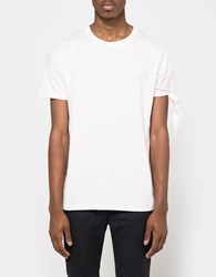 J.W.Anderson Single Knot T Shirt In Pink