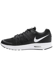 Nike Performance Air Relentless 6 Cushioned Running Shoes Black White Anthracite