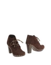 Materia Prima By Goffredo Fantini Shoe Boots Dark Brown