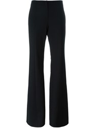 Nina Ricci Flared Trousers Black