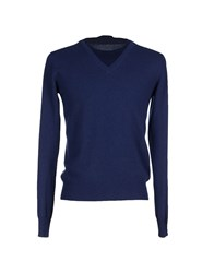 Zinco Knitwear Jumpers Men Dark Blue