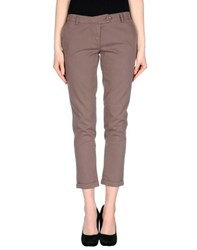 Kontatto Trousers 3 4 Length Trousers Women