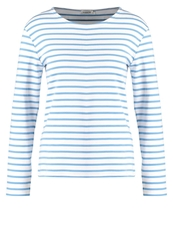 Armor Lux Long Sleeved Top Milk Blue White