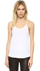 David Lerner Drapey Tank Soft White