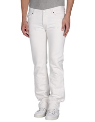 Karl Lagerfeld Denim Pants White