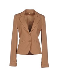 Roy Rogers Roy Roger's Suits And Jackets Blazers Women Sand