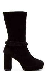 Free People Iris Mid Bootie Black