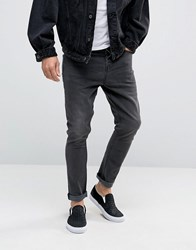 Dc Tapered Fit Jeans Black
