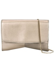 Narciso Rodriguez 'Rachel' Clutch Nude And Neutrals