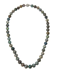 Belpearl Multicolor Tahitian Pearl Strand Necklace