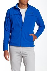 Mountain Hardwear Microchill Jacket Blue