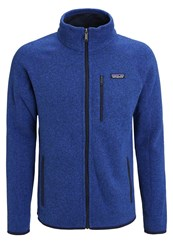 Patagonia Better Fleece Harvest Moon Blue Royal Blue