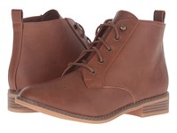Rocket Dog Meno Tan Sierras Women's Boots Brown