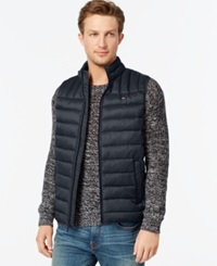 Tommy Hilfiger Lightweight Puffer Vest Midnight