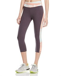 Balance Victory Capri Leggings Compare At 48 Peach