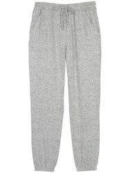 Fat Face Weston Lounge Trousers Grey Marl