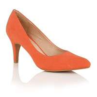 Lotus Dulcie Courts Orange
