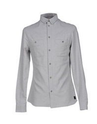 Eleven Paris Shirts Light Grey