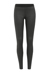 Zadig And Voltaire Cotton Leggings Black