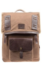 Men's Will Leather Goods 'Mt. Hood' Backpack