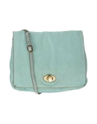 Caterina Lucchi Under Arm Bags Light Green