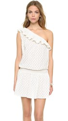 Paloma Blue Rio Dress White