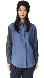 The Fifth Label Burning Color Shirt Chambray