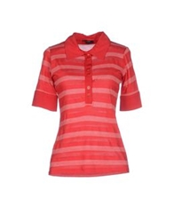 Ilary Polo Shirts Red