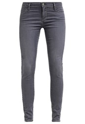 Teddy Smith Slim Fit Jeans Grey Denim