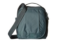 Pacsafe Metrosafe Ls200 Shoulder Bag Pine Green Shoulder Handbags