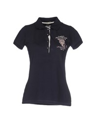 North Sails Topwear Polo Shirts Women Dark Blue