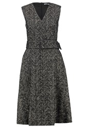 Cacharel Summer Dress Schwarz Black