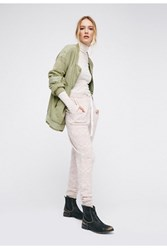 Free People Womens Mix It Up Sweater Jogger