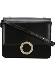 Bulgari 'Bulgari Bulgari' Crossbody Bag Black