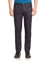 Burberry Classic Fit Dark Rinsed Jeans Dark Indigo